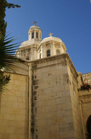 Holy churches - Old City, Jerusalem photo