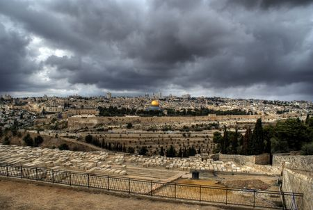 Dome of Rock, Al Aqsa mosque, churches in Jerusalem, Israel, Holy Land photo
