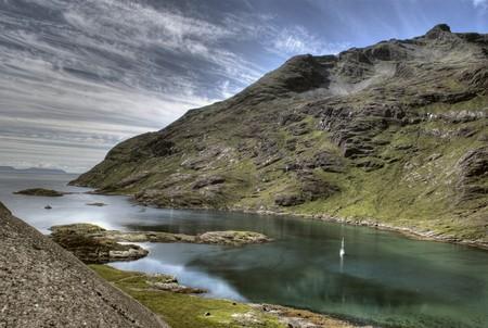 Skye island nature