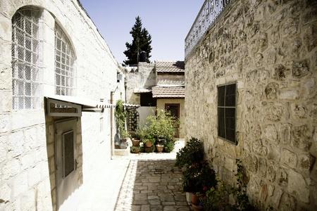 Tierra Santa paz y guerra tierra de Israel y Jerusalén Turismo Foto de archivo - 8679707