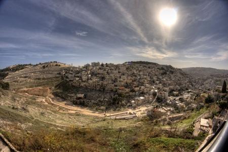 palestinian: Palestinian village