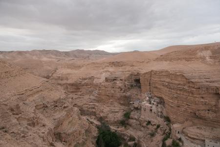 judean: Israeli judean stone desert christian travel