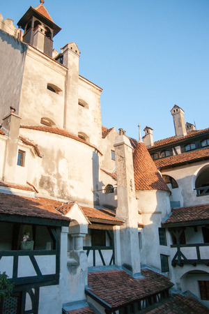 lived: Castle in Bran, Transilvania, where Dracula lived