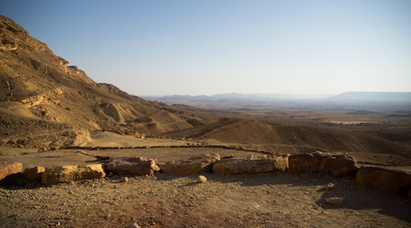 negev: Hiking in Israel desert tourism in Negev