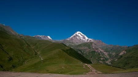 kavkaz: Kavkaz mountain adventure in Georgia summer vacation