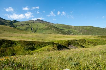 svaneti: Travel in Georgia mountain Svaneti region - hiking adventure