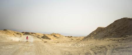 judean desert: Travel in Israeli Judean desert with family