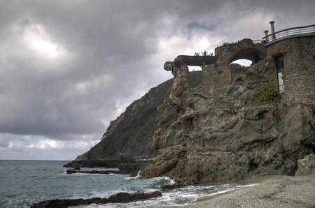 cinque: Tourist attraction in cinque terre liguria travel