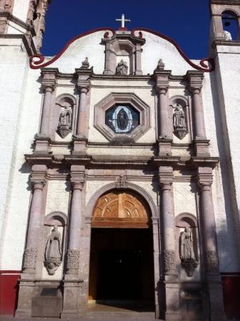 Mexican church Stock fotó