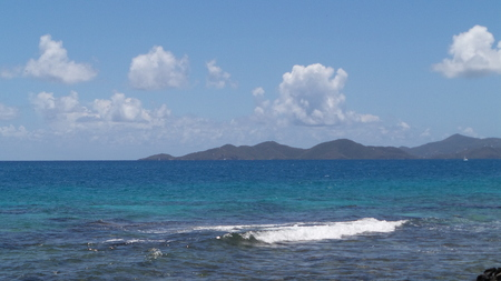 waters: Clear Blue BVI Waters