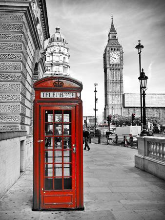 Londres impression Banque d'images - 37578456