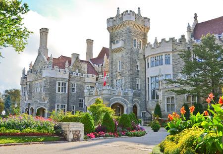 Casa Loma in Toronto, Ontario, Canada.