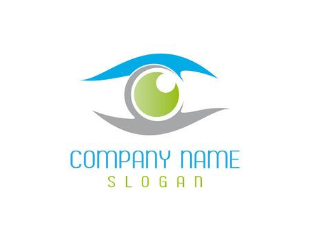 optometrist: optometrist company logo