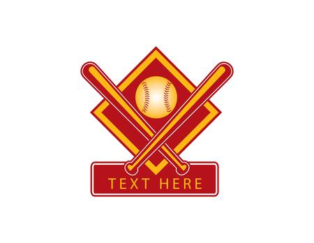 baseball diamond: Baseball logo