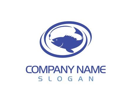 logo poisson: Fish logo
