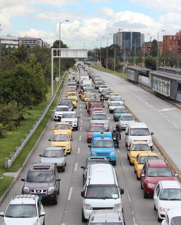 Traffic jam Editorial