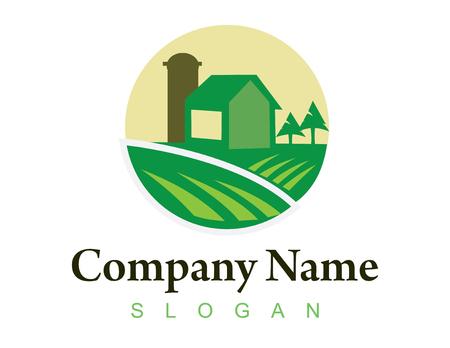 농장 로고