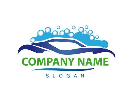 Carwash logotype