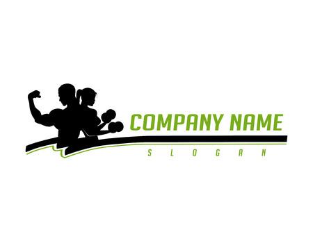 Bodybuilders logotype