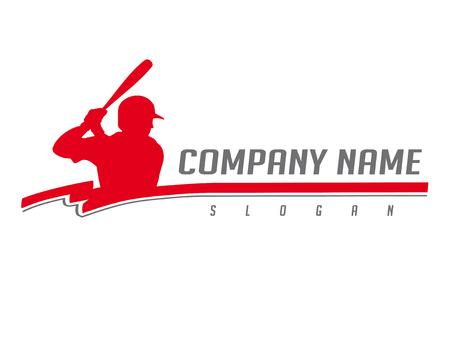 野球ロゴ 2  イラスト・ベクター素材