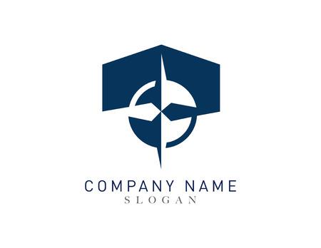 compass logotype