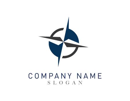 Compass design Stock Illustratie