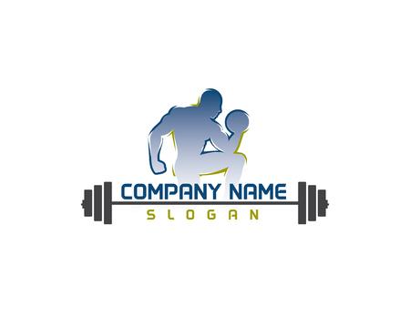 Logo gym 4 Stock Vector - 80710329