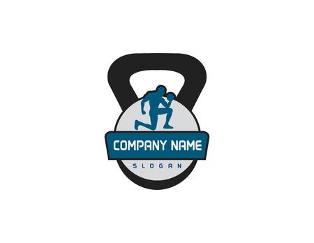 Logo gym 2 Stock Vector - 80710333