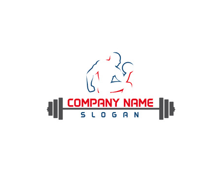 Logo gym 1 Illustration