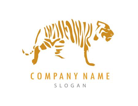 Logo tiger Illustration
