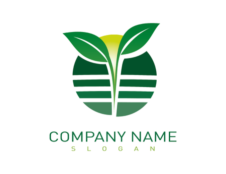 Landscaping business icon