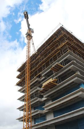 buildingsite: Building construction