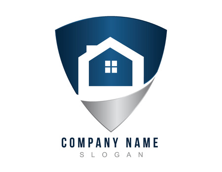 House protection logo.