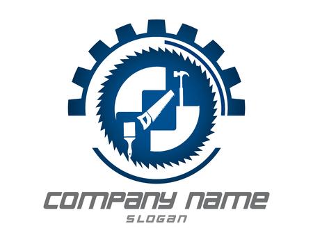 Logotipo de herramientas Logos