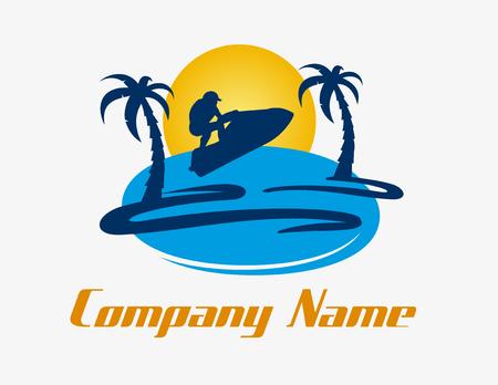 Logo Jet Ski Logo