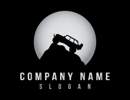 Jeep logo Фото со стока - 81313723
