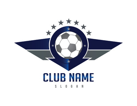 Soccer wings shield