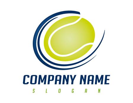 テニス ボールのアイコン。  イラスト・ベクター素材