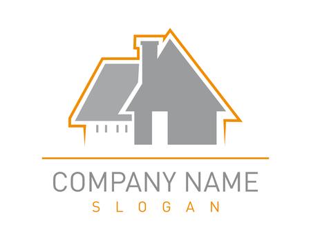 Home business design Иллюстрация