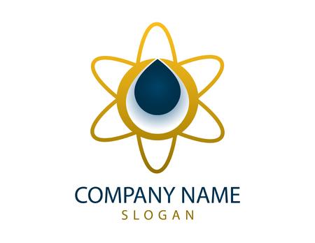 Energy logo Illustration