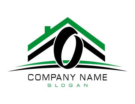 O huis logo