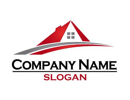 Real estate logotype