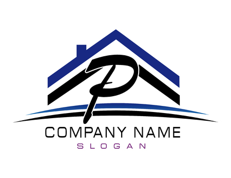 P house logo