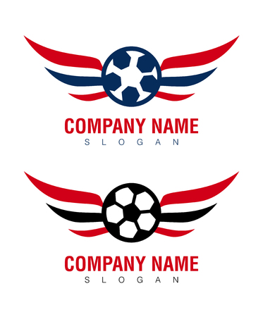 Soccer wings design