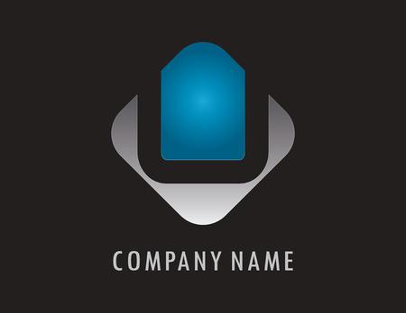 U business logo