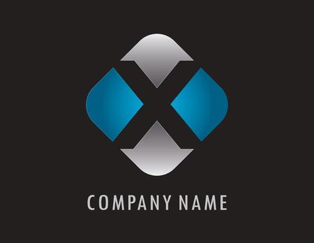 X business logo