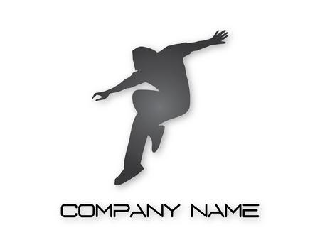 ダンサーのロゴ