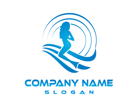 Mermaid company logo