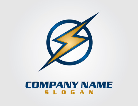 Electrical company logo