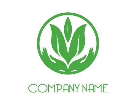 生態学的なロゴ
